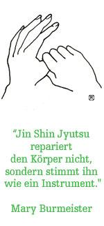 Jin Shin Jyutsu - Japanisches Heilstömen